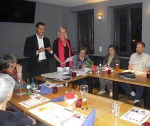 Rencontre le 30 avril avec des Francaises et Francais à Frankenthal