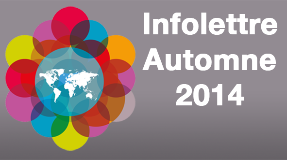 Infolettre automne 2014